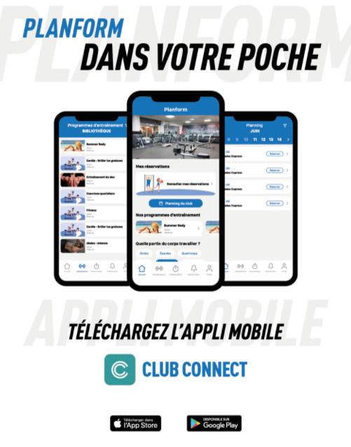 Application Mobile Planform